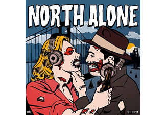 North Alone - Next Stop CA - (Vinyl)