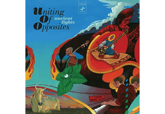 Uniting Of Opposites - Ancient Lights (LP+MP3) - (LP + Download)