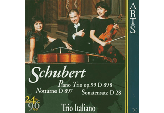 Trio Italiano - Klaviertrios Vol.1 - (CD)
