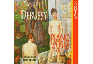 Jean Pierre Armengaud - Complete Piano Works Vol.2 - (CD)