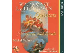 Dal - Quintets For Piano & Winds - (CD)