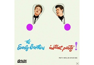 The Everly Brothers - Instant Party! - (CD)