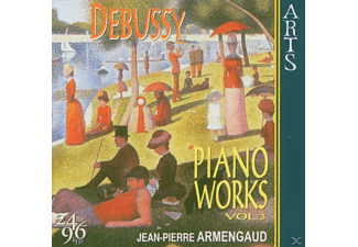 Jean Pierre Armengaud - Complete Piano Works Vol.3 - (CD)