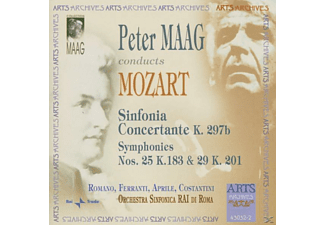 Peter Maag - Sinfonia Concertante - (CD)