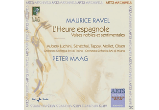 Peter Maag - L'Heure Espagnole-Valses Noble - (CD)