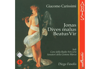 Di Fasolis - Jonas-Dives Malus - (CD)