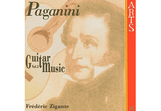 Frederic Zigante - Guitar Music Vol.2 - (CD)