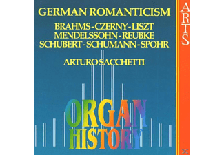 Arturo Sacchetti - German Romanticism - (CD)