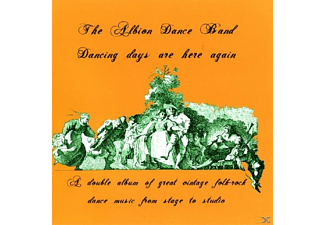 The Albion Dance Band - Dancing Days Are Here Again - (CD)
