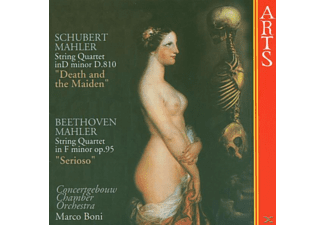 Marco Boni, Marco Concertgebouw Co/boni - Death & The Maiden/Serioso - (CD)