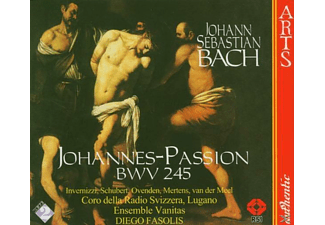 Di Fasolis - Johannes Passion BWV 245 - (CD)