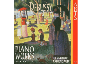 Jean Pierre Armengaud - Complete Piano Works Vol.1 - (CD)