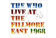The Who - Live At The Fillmore (50th Anniversary Edt.2CD) [CD]