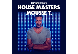 Mousse T. - Defected pres. House Masters-Mousse T. - (CD)