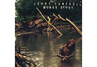 Jerry Cantrell - Boggy Depot - (CD)