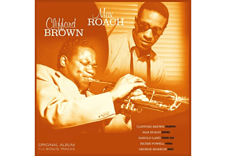 Clifford Brown, Max Roach, Harold Land, Richie Powell, George Morrow - Clifford Brown & Max Roach Original Album - (Vinyl)