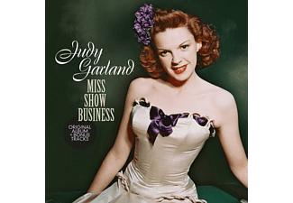 Judy Garland - Miss Show Business - (Vinyl)