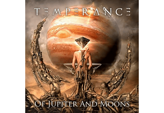 Temperance - Of Jupiter And Moons - (CD)