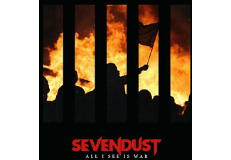 Sevendust - All I See Is War - (Vinyl)