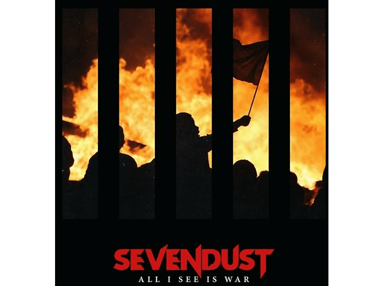 Sevendust - All I See Is War [Vinyl]