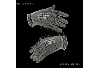 Not Scientists - Golden Staples - (CD)