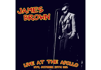 James Brown - Live At The Apollo: Nyc,October 24th,1962 - (Vinyl)