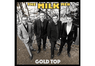 The Milk Men - Gold Top - (CD)