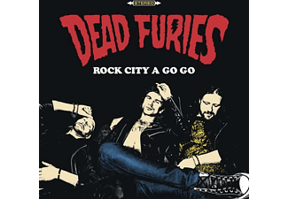 Dead Furies - Rock City A Go Go - (Vinyl)