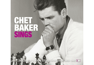 Chet Baker - Sings - (CD)