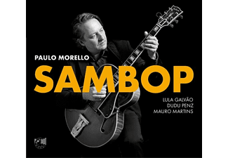Paul Morello - Sambop - (CD)