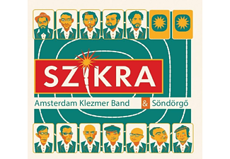 Amsterdam Klezmer Band - Szikra - (CD)