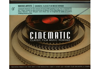 VARIOUS - Cinematic: Classic Film Music Remixed - (CD)