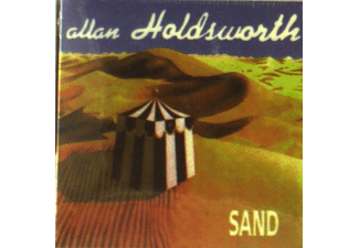 Allan Holdsworth - Sand - (CD)