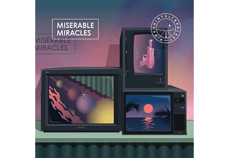 Pinkshinyultrablast - Miserable Miracles - (CD)