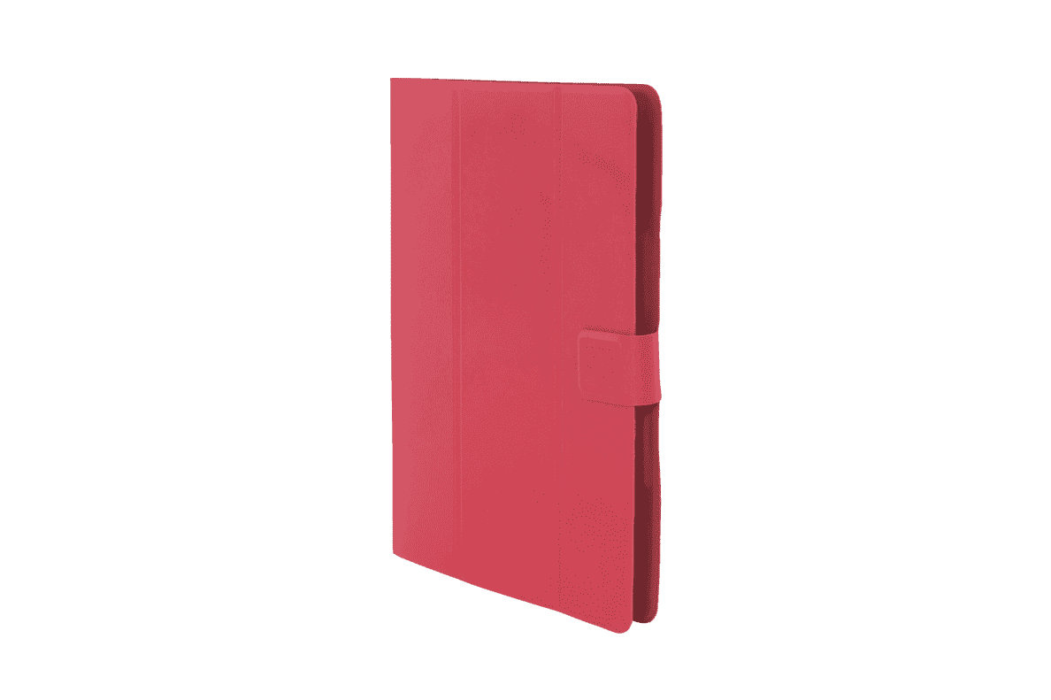TUCANO TUCANO FACILE PLUS Tablet Hülle universal, Rot 9-10 Zoll Tablethülle, Bookcover, Rot