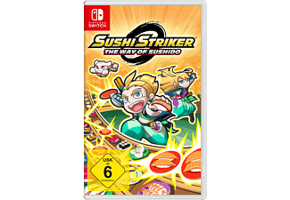 Sushi Striker: The Way of Sushido - Nintendo Switch
