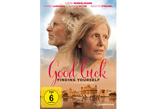 GOOD LUCK FINDING YOURSELF - (DVD)