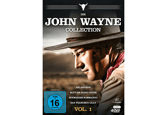 Die John Wayne Collection - Vol. 1 - (DVD)