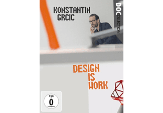 KONSTANTIN GRCIC - DESIGN IS WORK - (DVD)