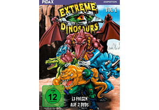 Extreme Dinosaurs, Vol. 1 - (DVD)
