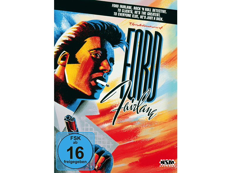 Ford Fairlane - Rock'n' Roll Detective [DVD]