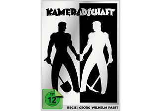 KAMERADSCHAFT (LIMITED MEDIABOOK) - (Blu-ray + DVD)