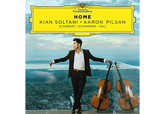 Kian Soltani - Home (CD)
