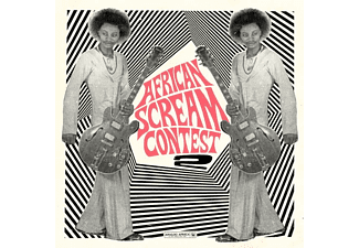 VARIOUS - African Scream Contest Vol.2 - (CD)
