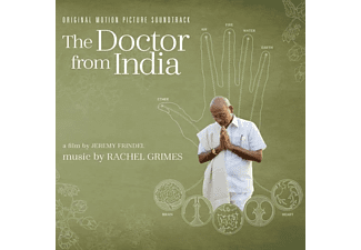 Rachel Grimes - The Doctor From India: Original M.P.Soundtrack - (CD)