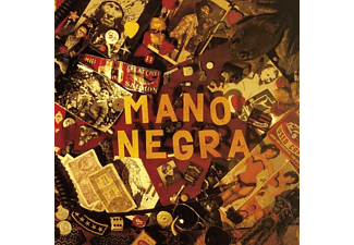 Mano Negra - Patchanka (LP+CD) - (Vinyl)