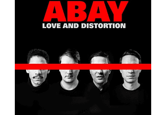 Abay - Love and Distortion - (CD)