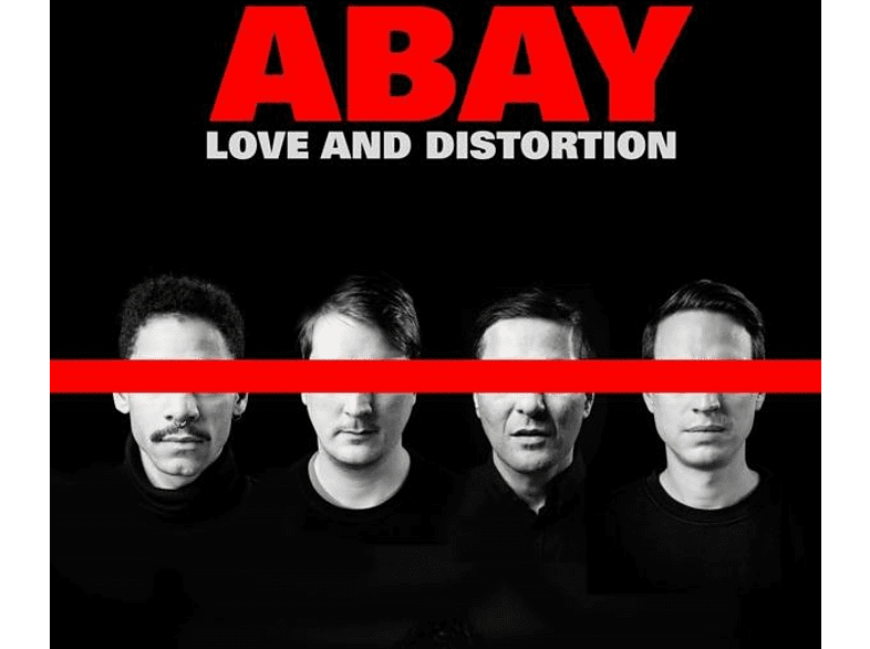 Abay - Love and Distortion (ltd rot LP) [LP + Bonus-CD]