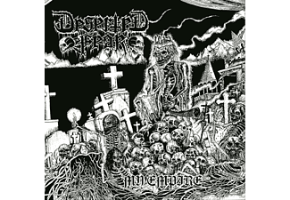 Deserted Fear - My Empire (Re-issue 2018) - (CD)