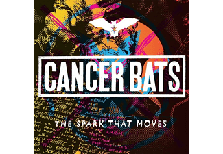 Cancer Bats - THE SPARK THAT MOVES - (CD)